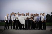 Hochzeitsfotografie Gruppe