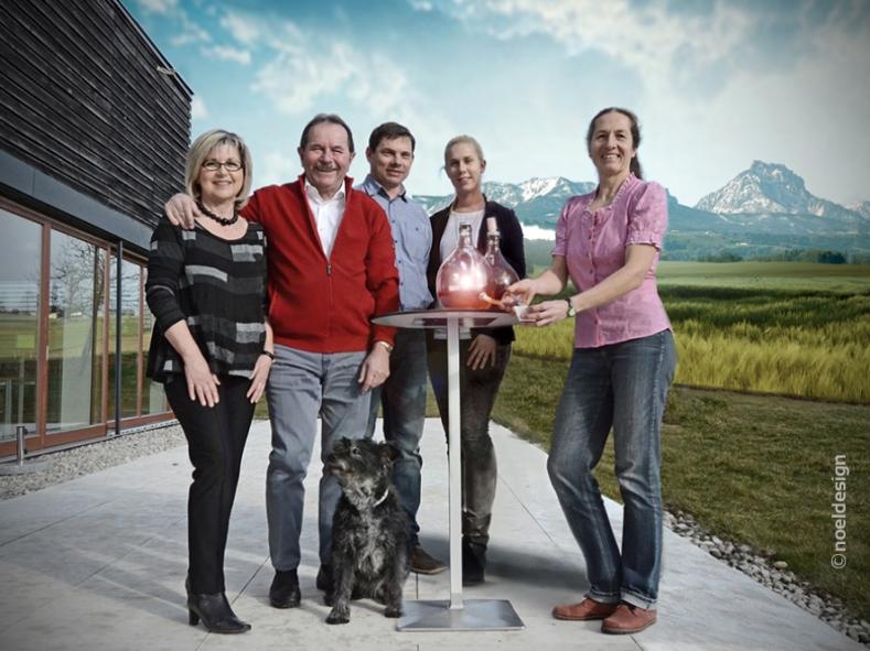 Team Fotografie Schlattbauerngut | Claudius